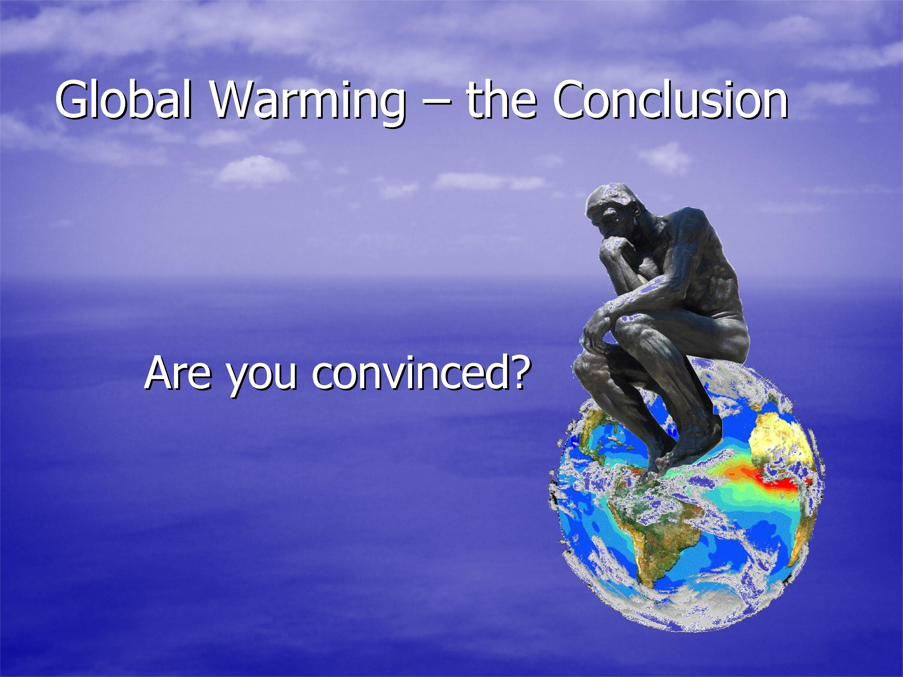 Short Essay On Global Warming